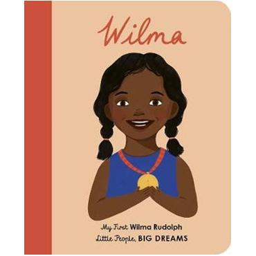 Little People, Big Dreams (Wilma Rudolph)