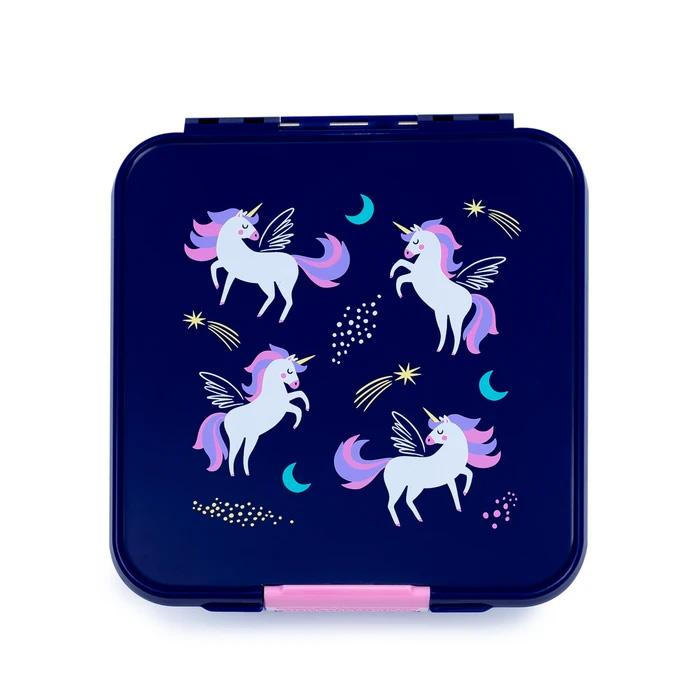 Bento Five Lunch Box (Magical Unicorn)