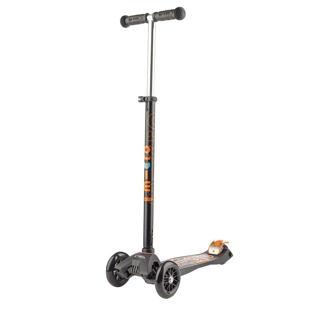 Maxi Micro Deluxe Scooter (Black)