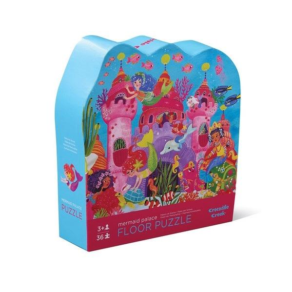 Mermaid Palace Puzzle (36 Pieces)