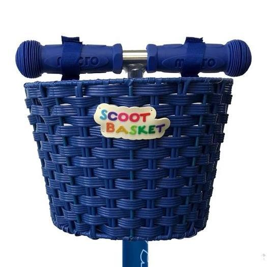 Scoot Basket (Blue)