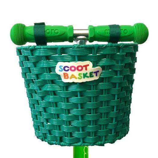 Scoot Basket (Green)
