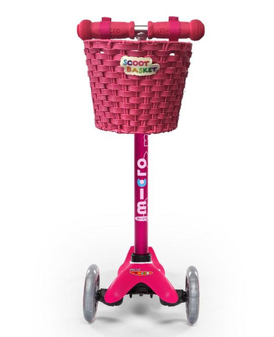 Scoot Basket (Pink)
