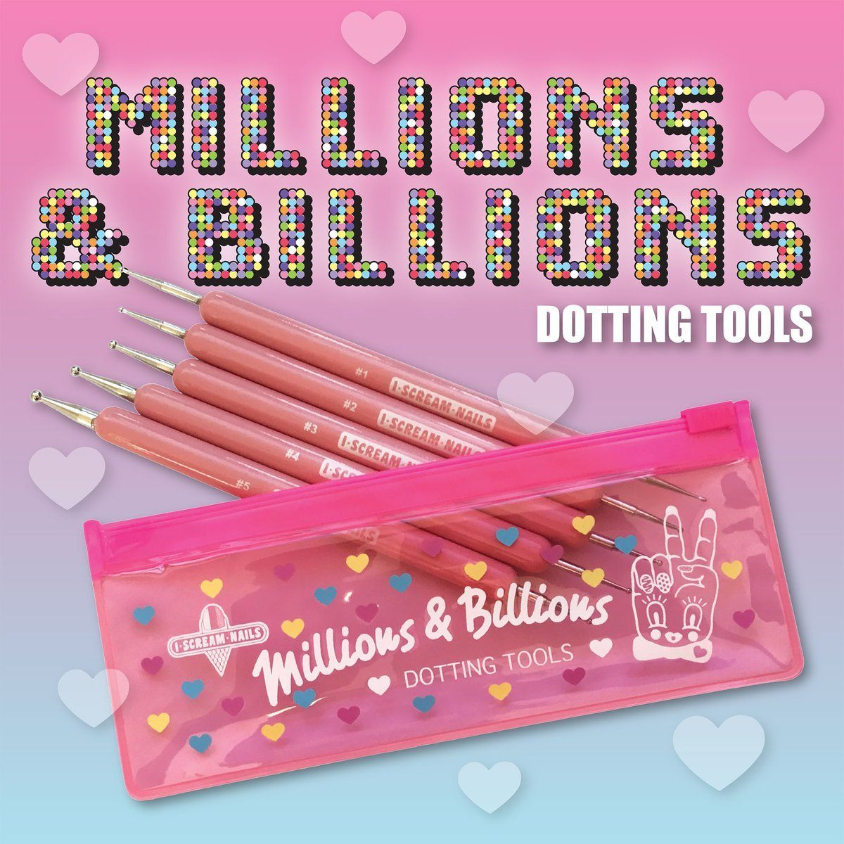 Millions and Billions Dotting Tools