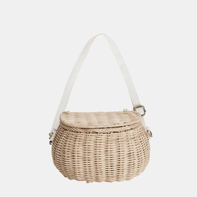 Minicharli Bag (Straw)