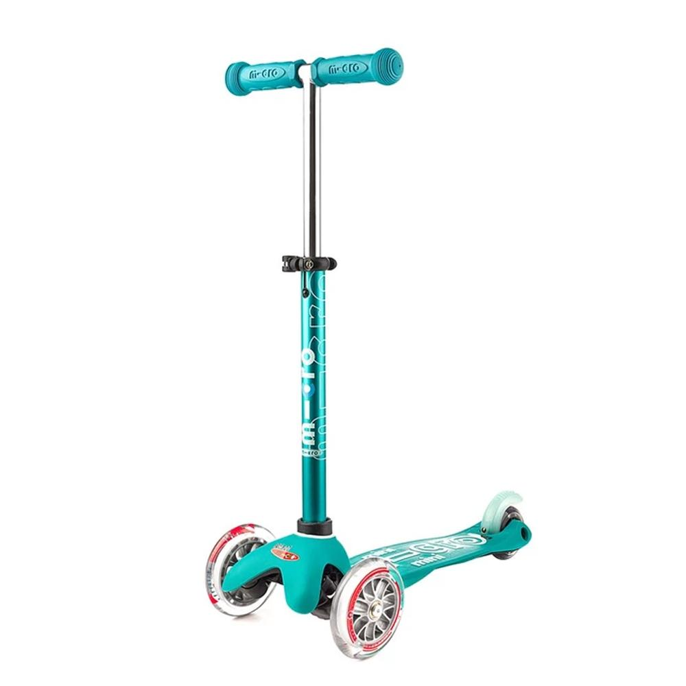 Mini Micro Deluxe Scooter (Aqua)