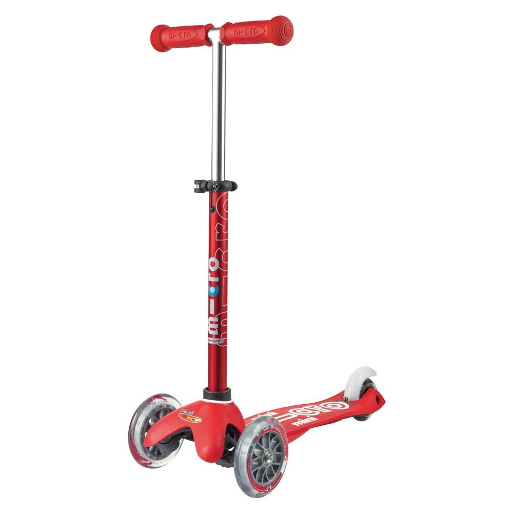 Mini Micro Deluxe Scooter (Red)