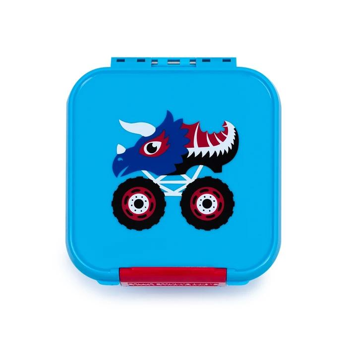 Bento Two Lunch Box (Monster Truck)