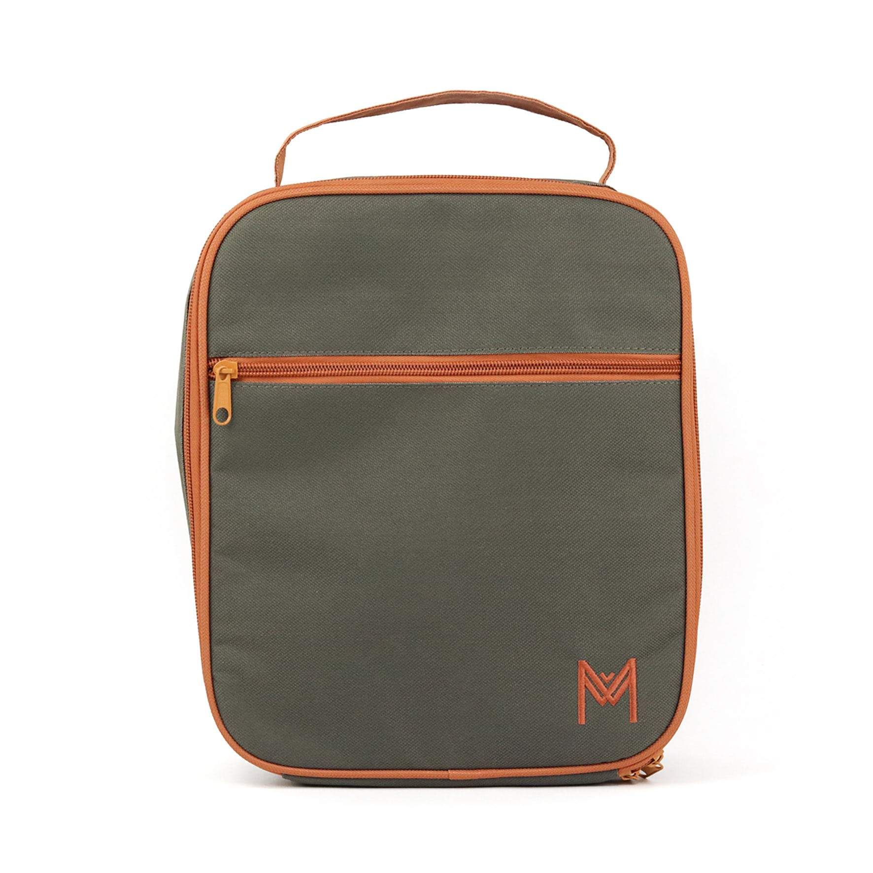 Insulated Lunch Bag (Moss)