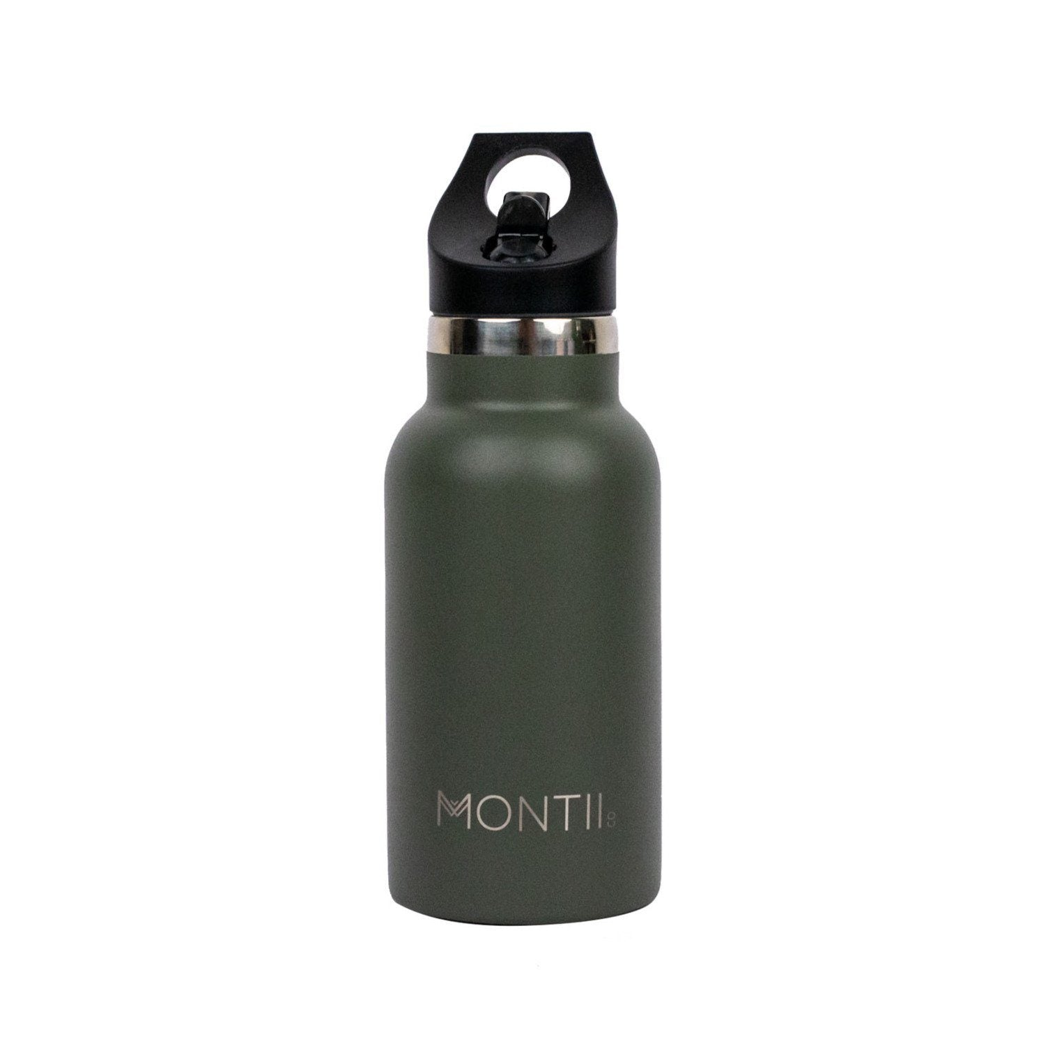 Mini Drink Bottle (Moss)