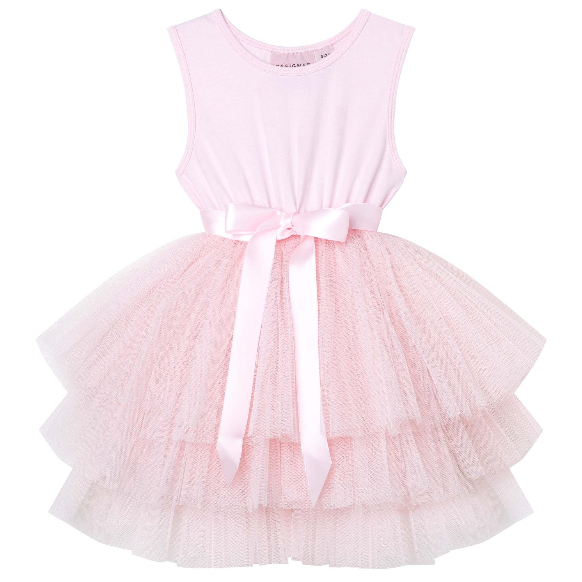 My First Tutu Dress (Pink)
