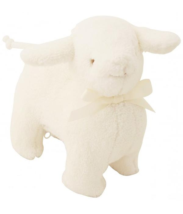Lamby Musical (Cream)