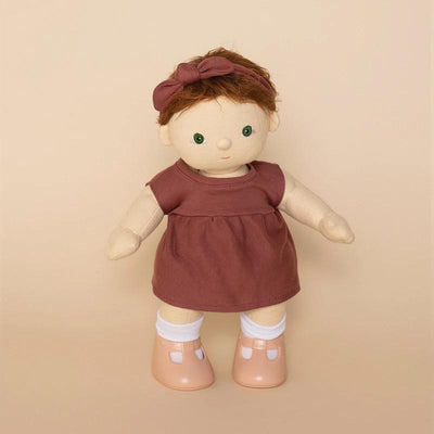 Dinkum Doll Travel Togs (Rose)