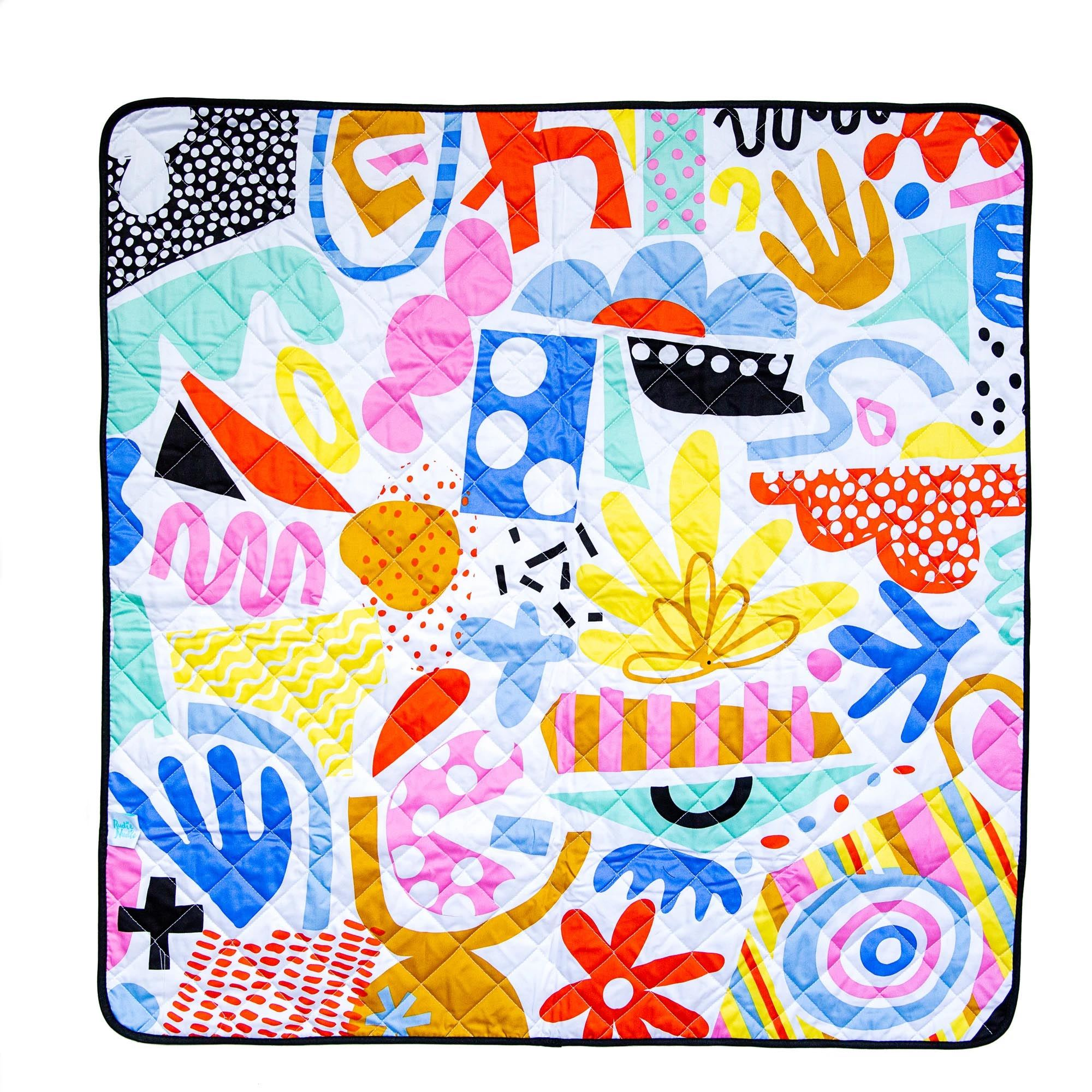 Pop Pip Pow Waterproof Playmat