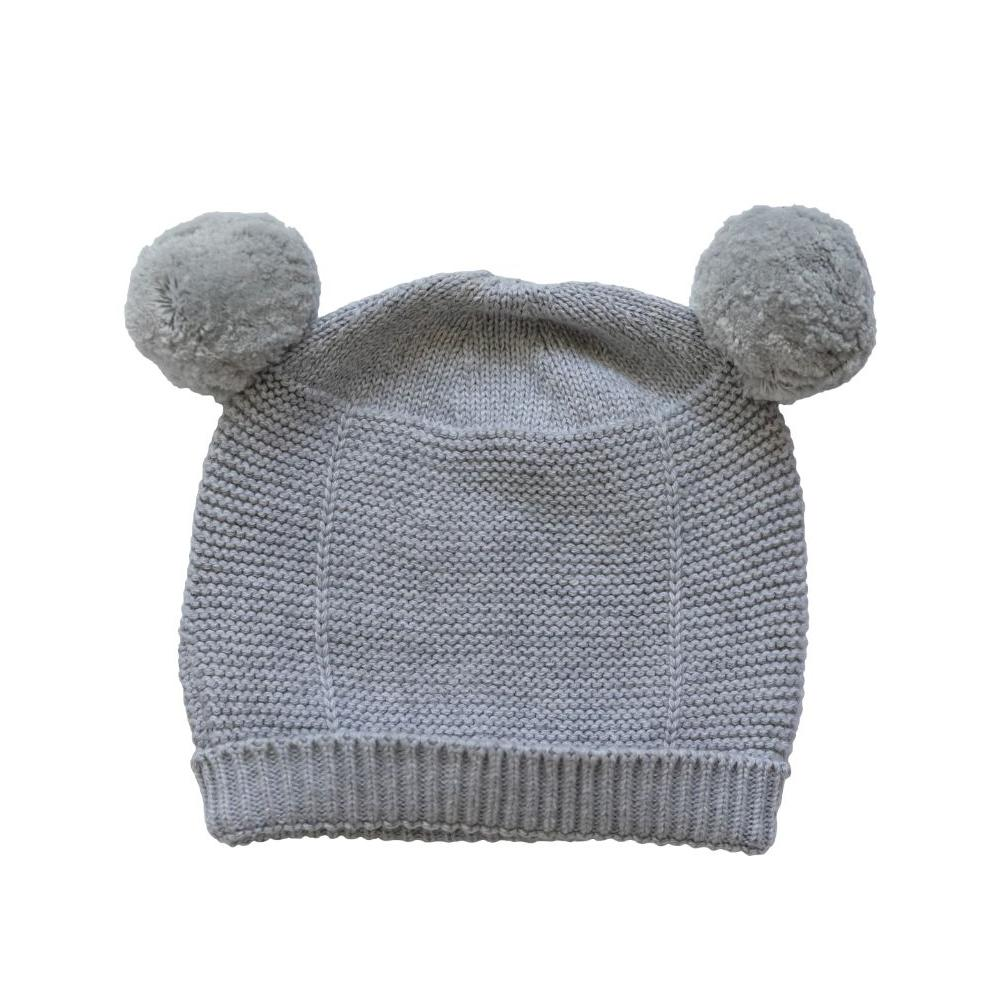 Poppy Hat (Grey)