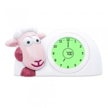 Sam Sleeptrainer Clock (Pink)