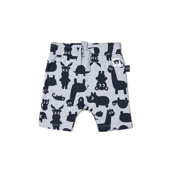 Shadow Animal Shorts