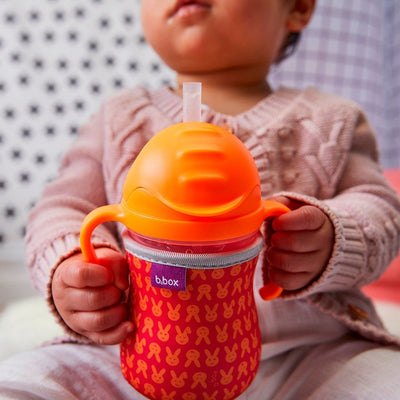 Sippy Cup (Orange Zing)