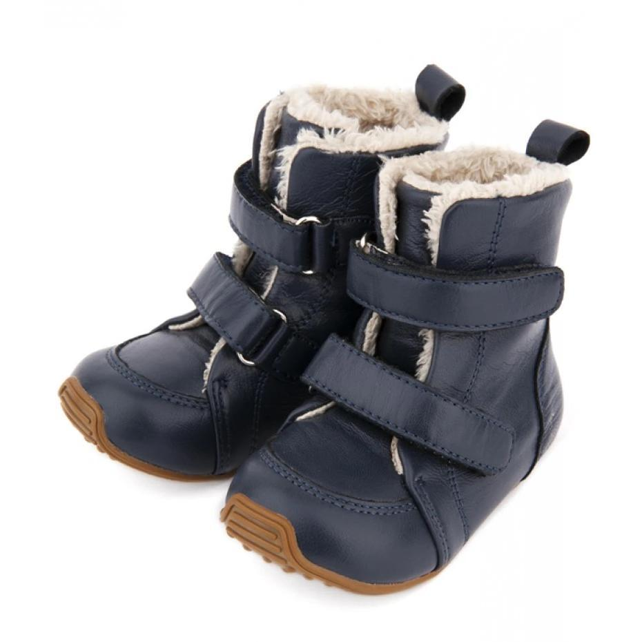 Junior Snug Boots (Navy)