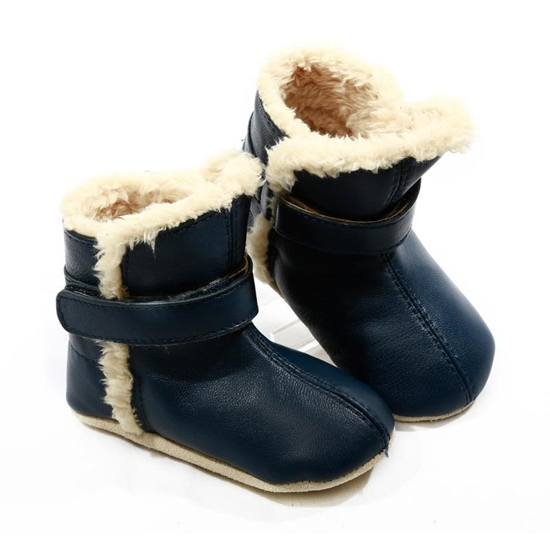 Infant Snug Boots (Navy)