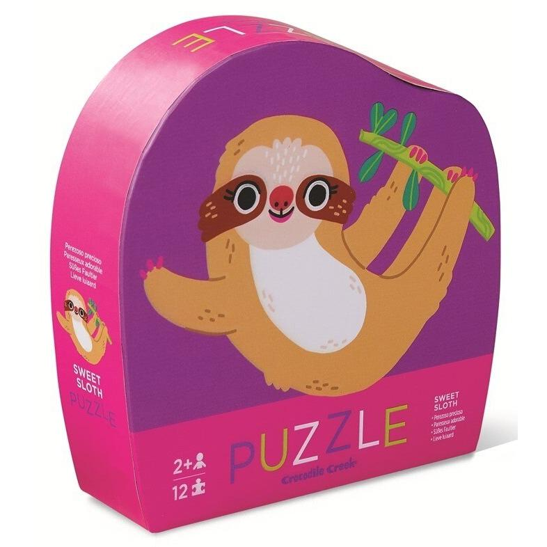 Sloth Puzzle (12 Pieces)