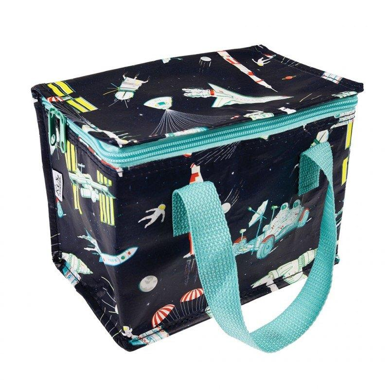 Space Age Lunch Bag