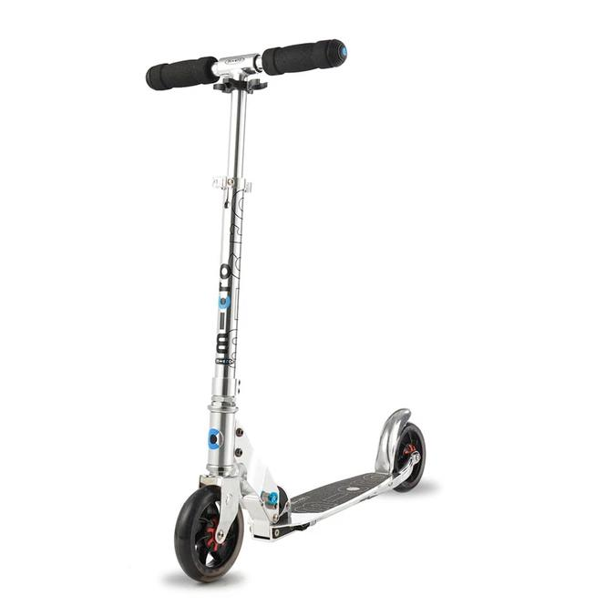Micro Speed Plus Scooter (Silver)