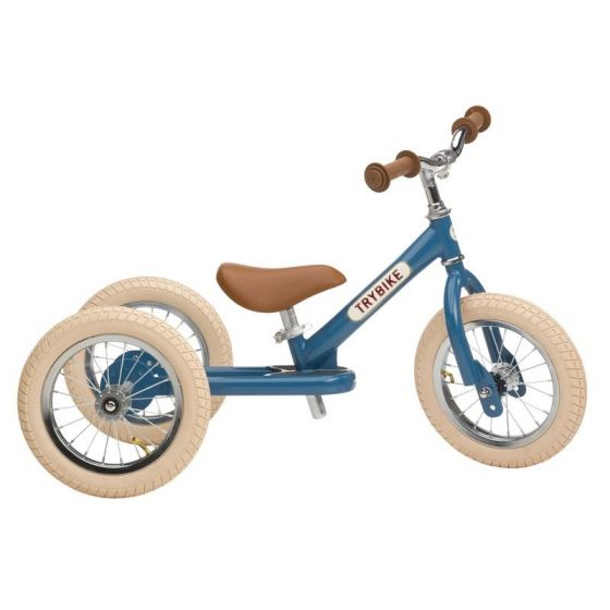 Steel 2 in 1 Trybike (Vintage Blue)