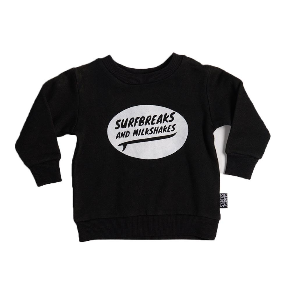 Surfbreaks Fleece Sweater