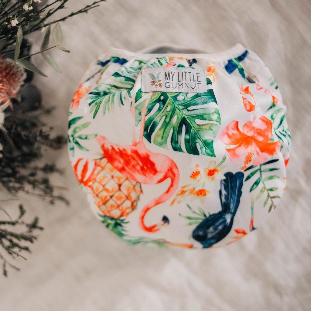 Tropical Oasis Swim Nappy