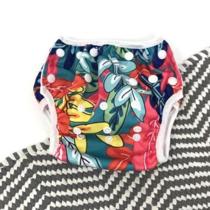 Urban Jungle Swim Nappy