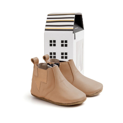 Baby Electric Boot (Tan)