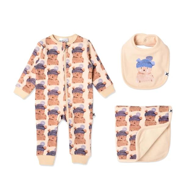 Toasty Teddy Baby Gift Pack
