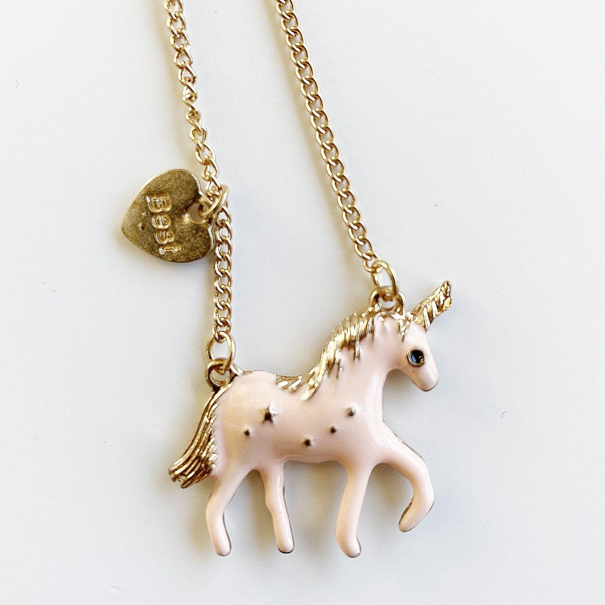 Unicorn Best Friends Necklace