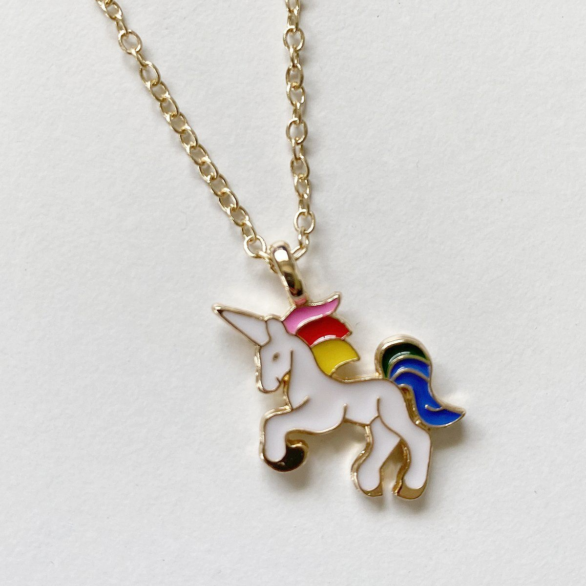 Unicorn Necklace (Bright)