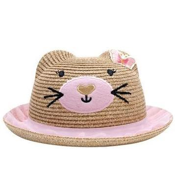 Springtime Cat Hat