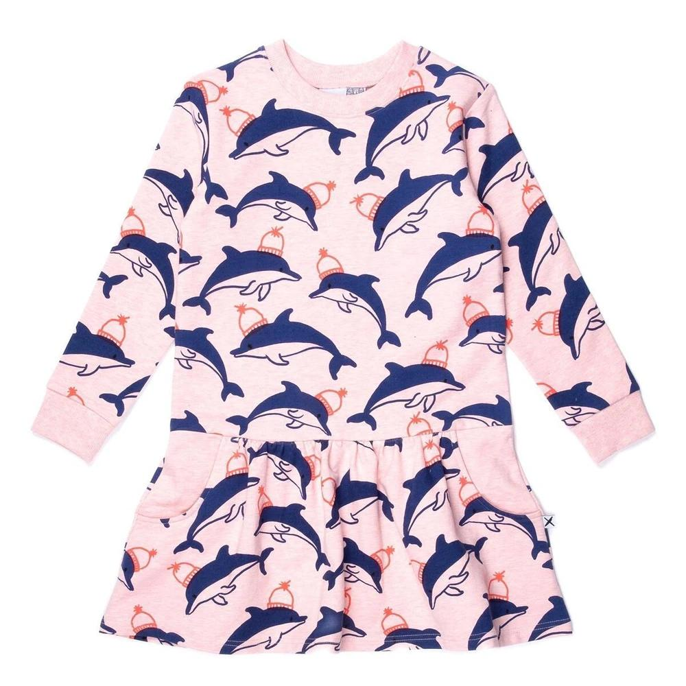 Warm Dolphin Dress