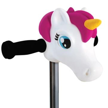 White Unicorn Scootaheadz