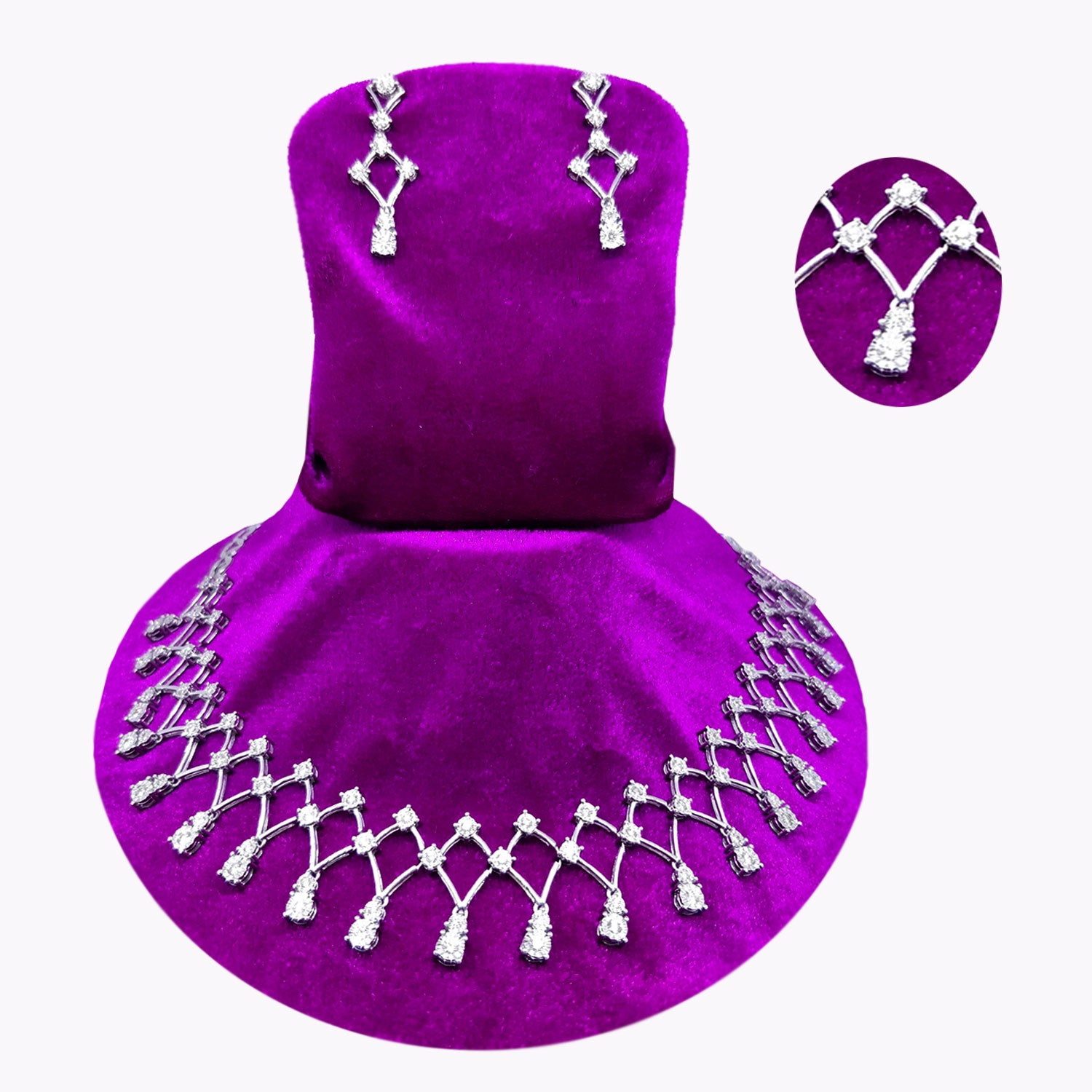 NS55 14K Necklace Set