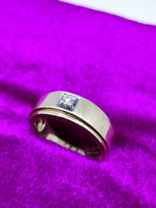 DGR16 14K Men's Ring