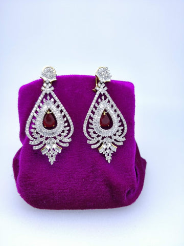 ER23 14K Ladies Earring