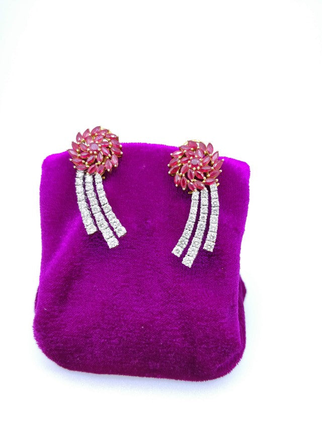 ER24 14K Ladies Earring