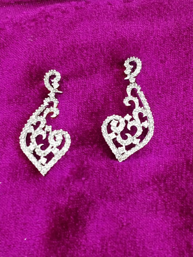 ER35 14K Ladies Earring