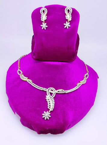 NS33 14K Necklace Set
