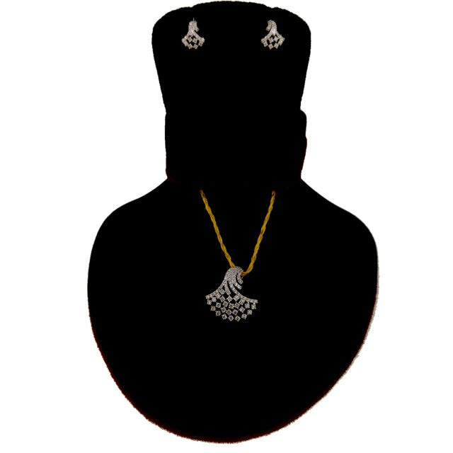 PS13 14K Pendant Set