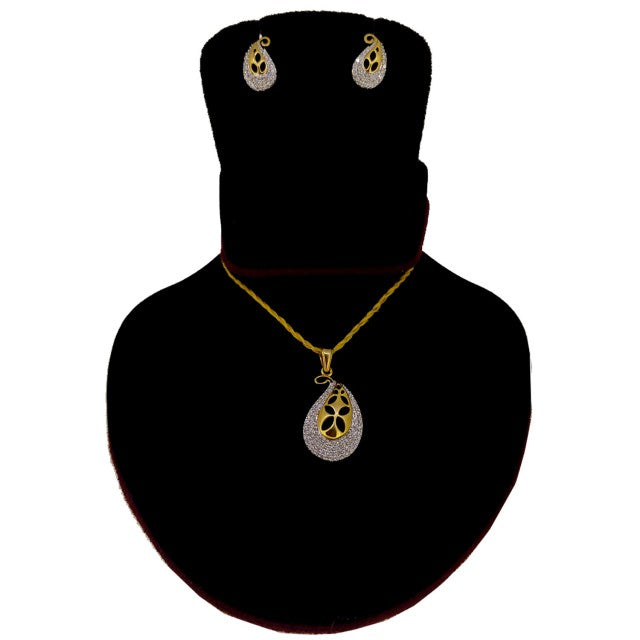 PS7 14K Pendant Set