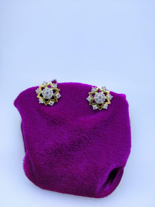 T118 14K Ladies Earring