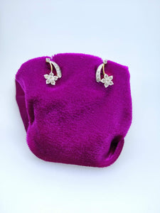 T1 18K Ladies Earring