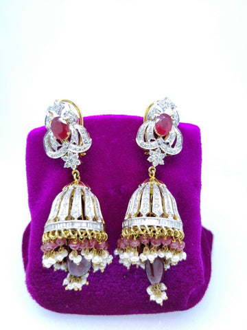 T259 14K Ladies Earring