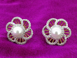 T282 14K Ladies Earring